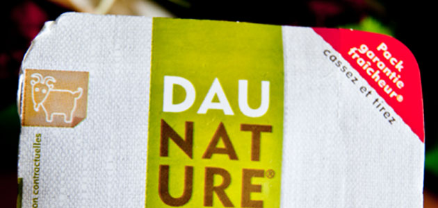 Daunature : green washing ou petit effort ?
